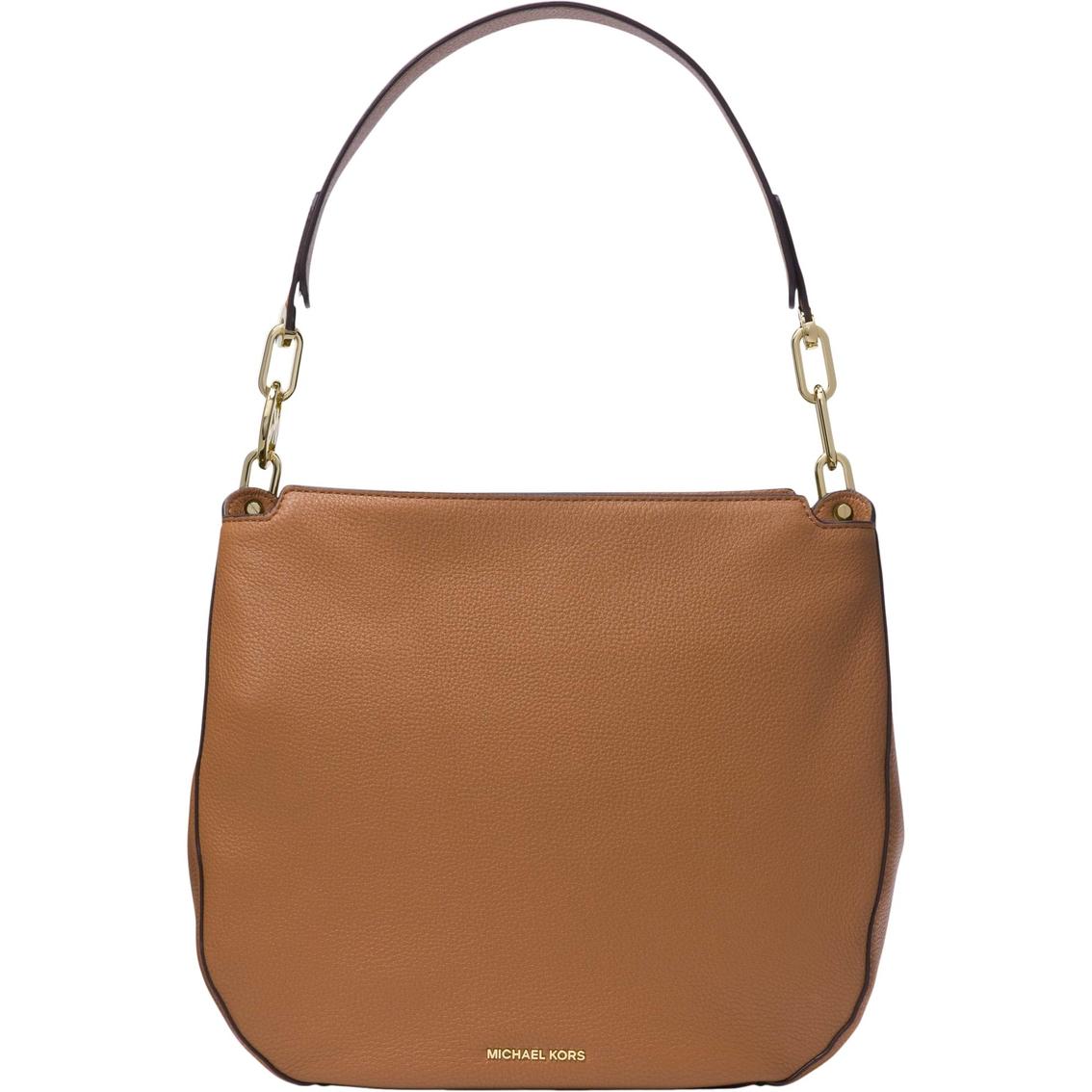 d82a3873c60fe7 Michael Kors Fulton Large Hobo Handbag Leather | Hobo Bags ...