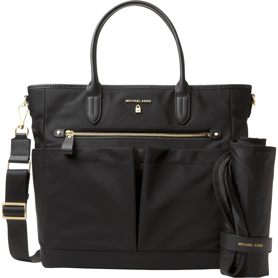 d4be3ab40e06af Michael Kors Nylon Kelsey Diaper Bag | Handbags | Shop The Exchange