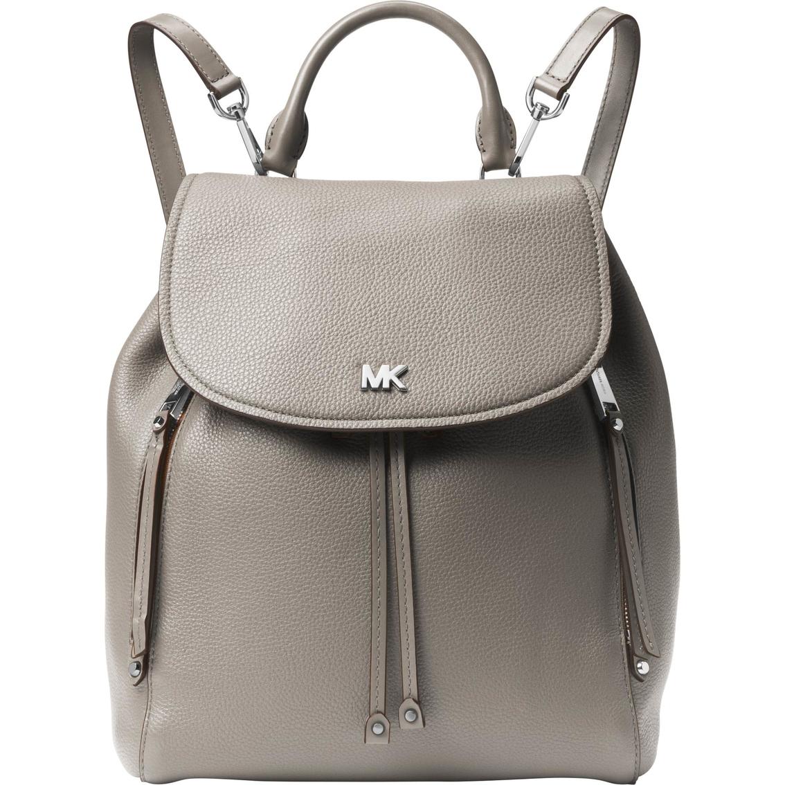 f0af957c07e1 Michael Kors Evie Backpack Leather