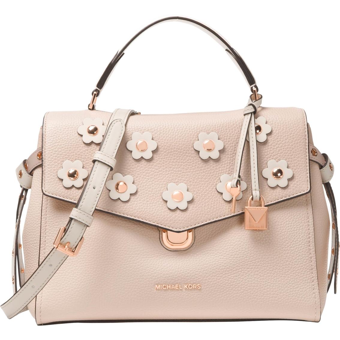 544426a67819d7 Michael Kors Bristol Satchel Leather | Handbags | Shop The Exchange