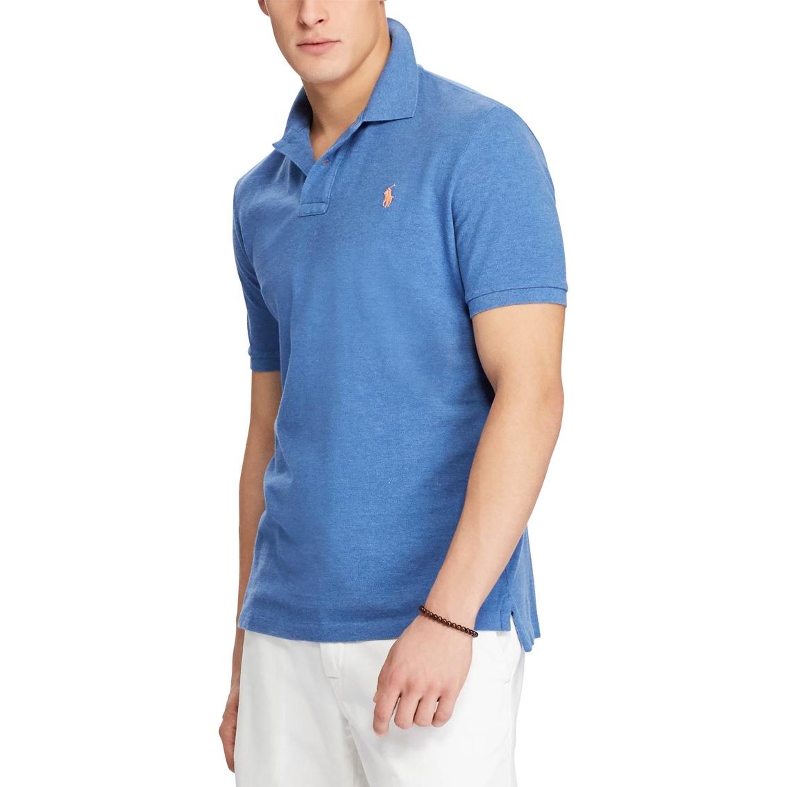 f276b5f97 Polo Ralph Lauren Classic Fit Mesh Polo Shirt