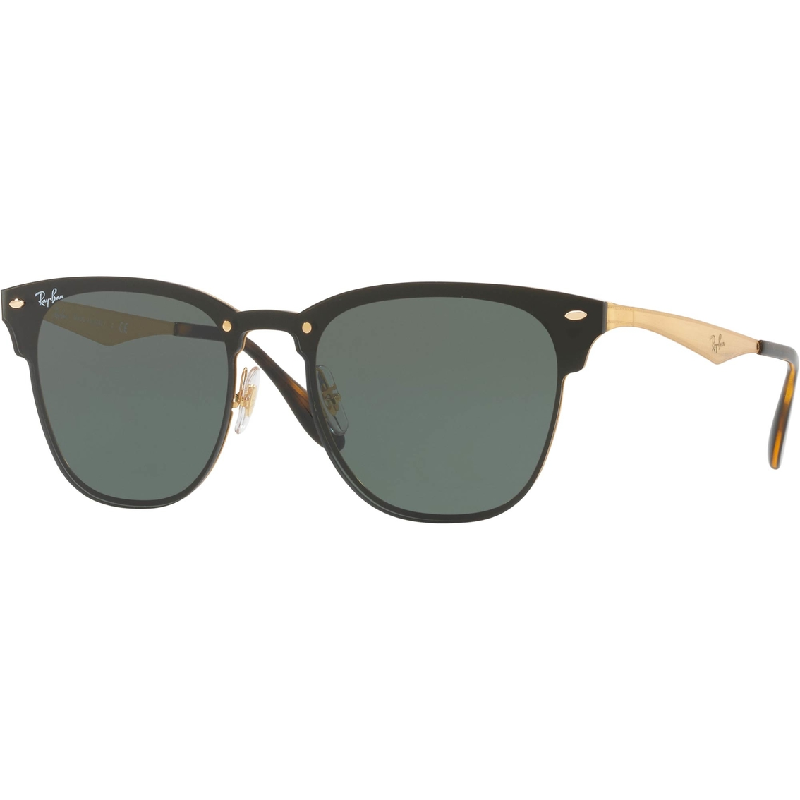 9693fbad9a2 Ray-ban Metal Policarbonate Square Sunglasses 0rb3576n