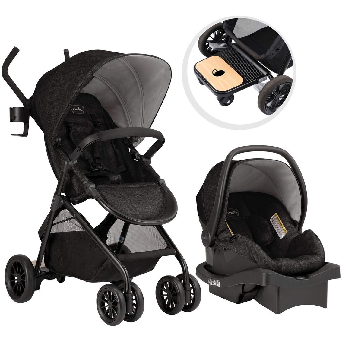 1bfc3e9b0fc0 Evenflo Sibby Travel System 2.0   Travel Systems   Baby & Toys ...