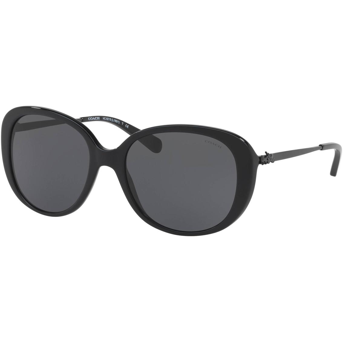 2914efc672ff Coach Round Sunglasses 0hc8215 | Women's Sunglasses | Handbags ...