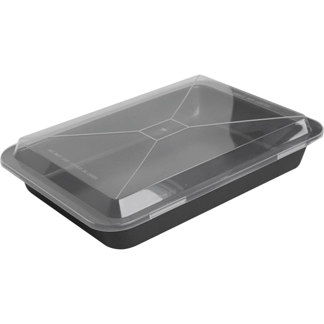 T Fal Airbake Nonstick 13 X 9 In Cake Pan With Cover