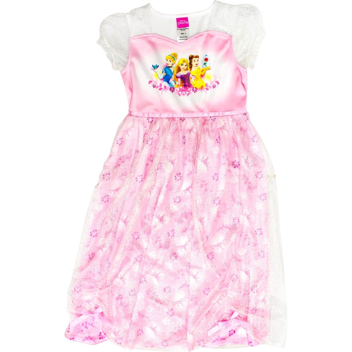 Disney Little Girls Princess Fantasy Gown | Girls 4-6x | Apparel ...