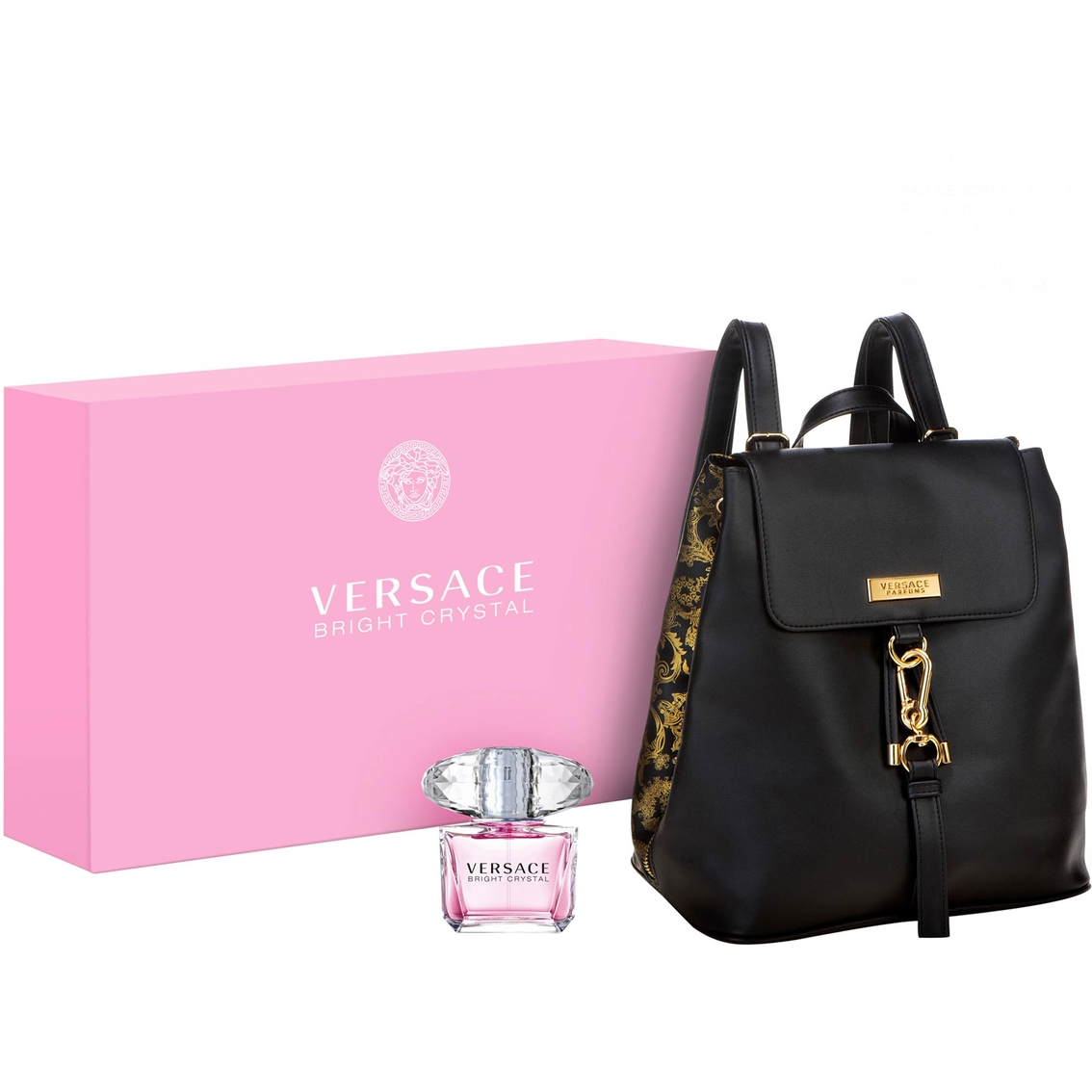 504d5c319c Versace Bright Crystal Summer Intensification 3 Oz. Edt Spray With ...