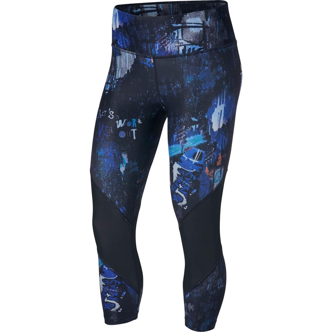 newest 6300f 7ba0a Nike Team Power Crop Pants