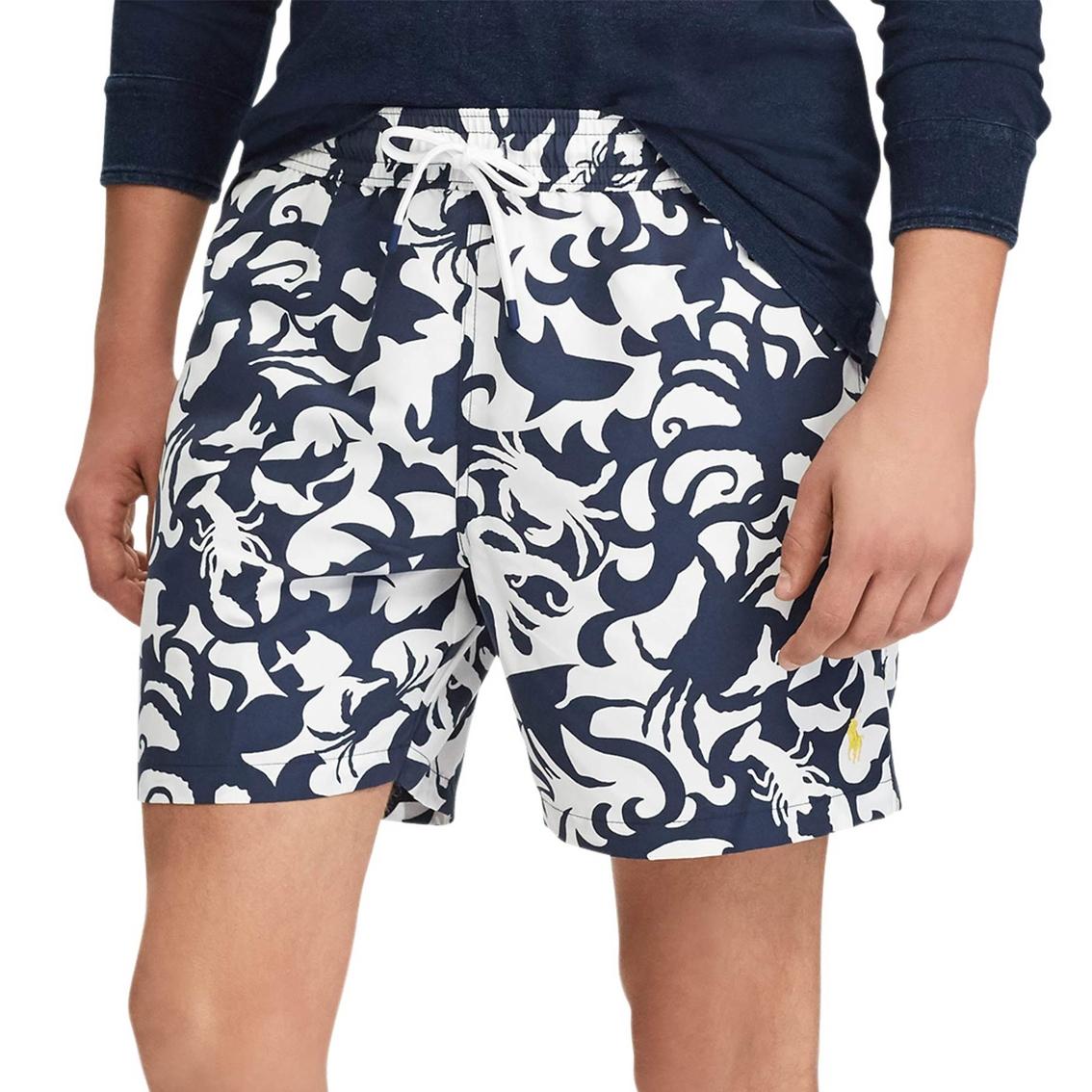 e3b6b41130657 Polo Ralph Lauren 5.75 In. Traveler Swim Trunk | Swimwear | Apparel ...