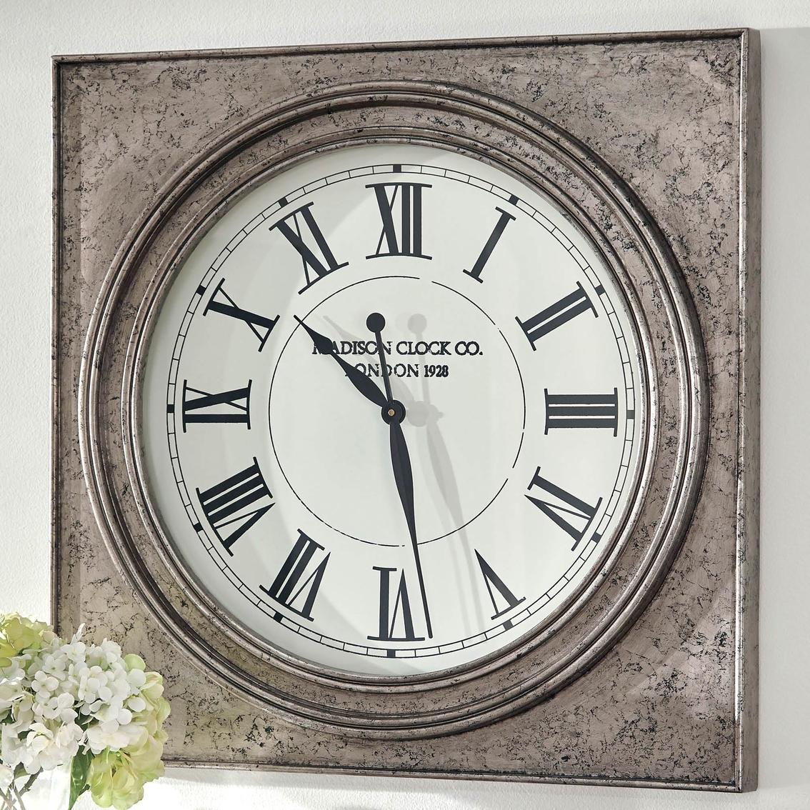 Signature Design By Ashley Pelham Wall Clock Clocks