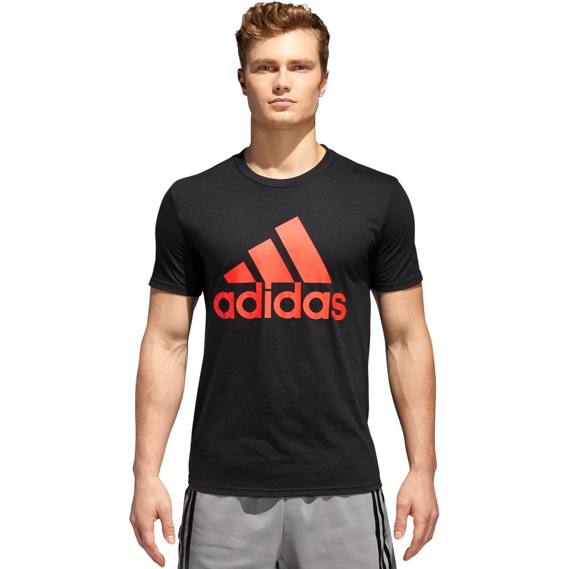 Adidas Badge Of Sport Classic Tee   Shirts   Apparel   Shop