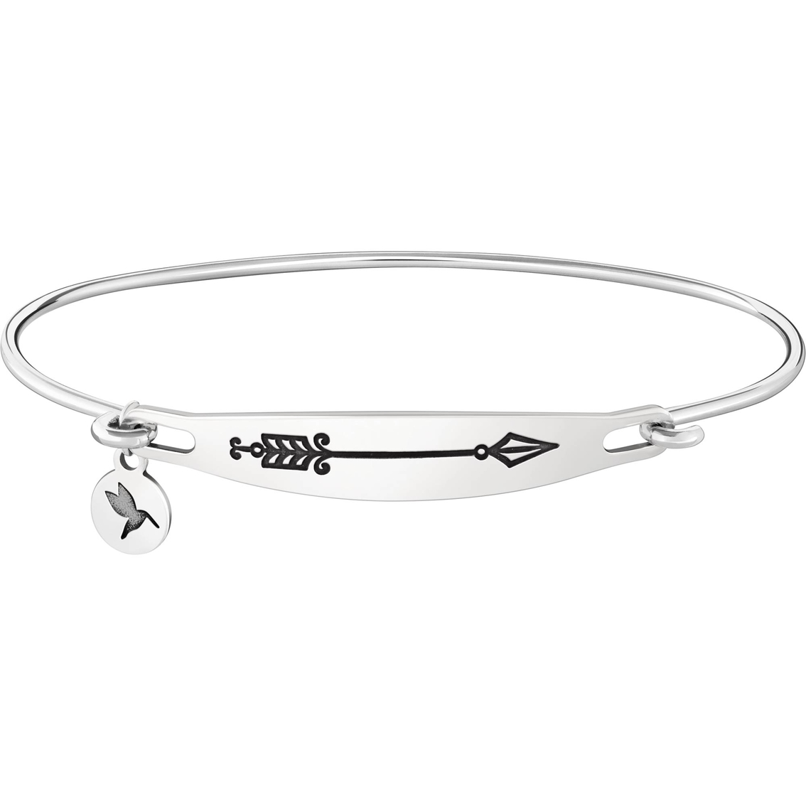 Chamilia Arrow Id Bangle Bracelet