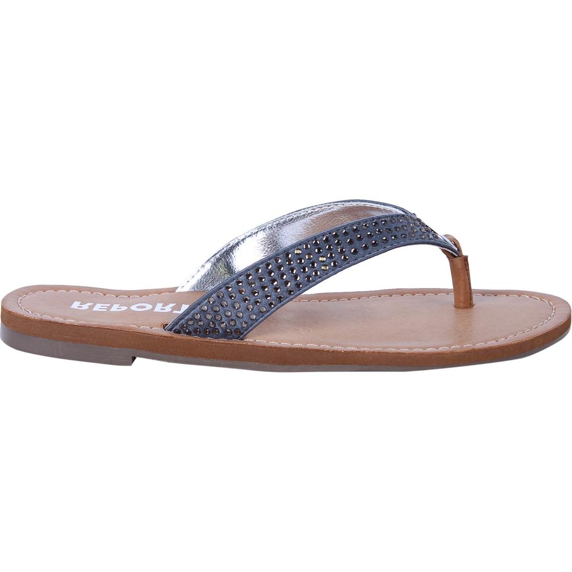 c65c826dc1e0 Report Women s Shaylynn Gem Thong Sandals