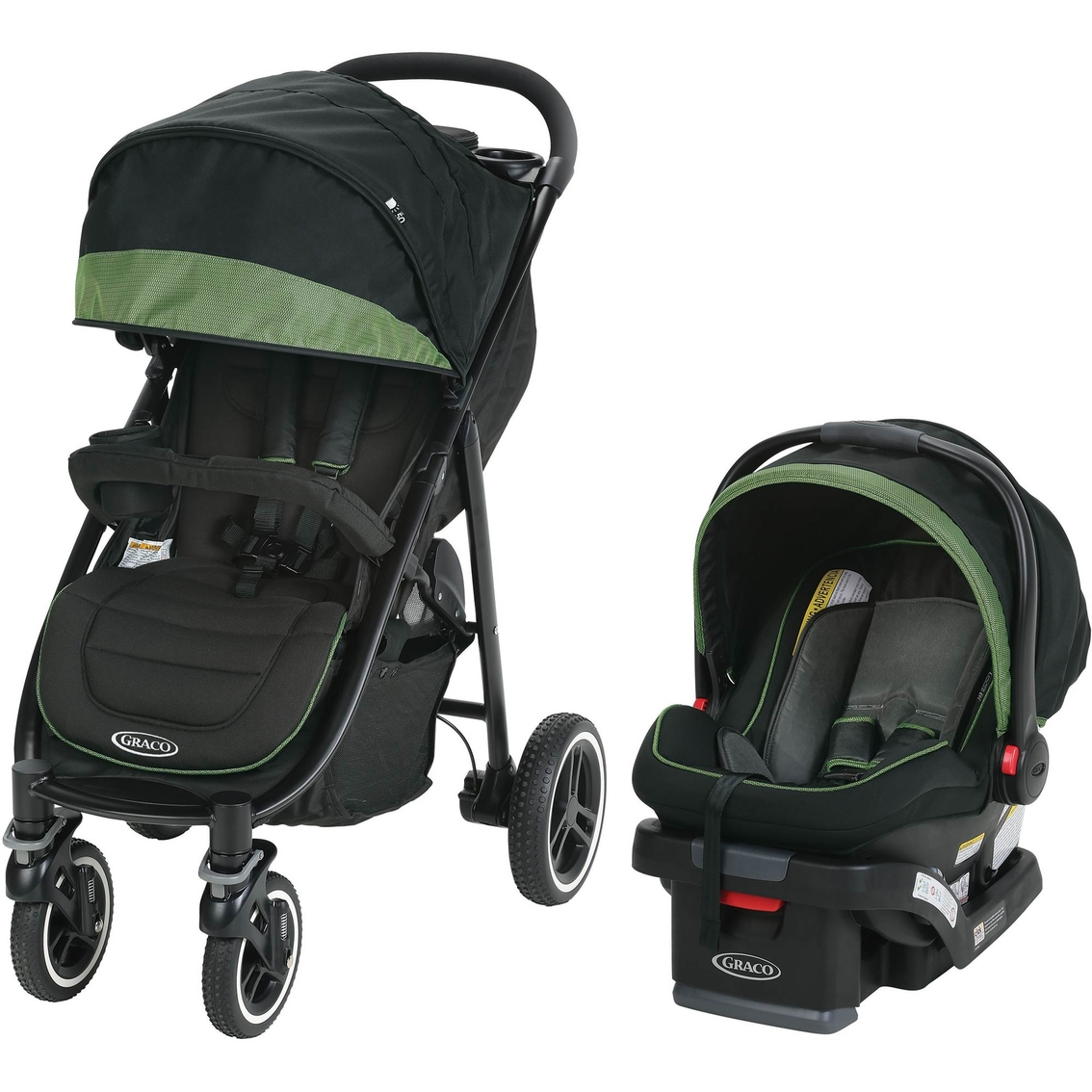 Emory Graco Aire4 XT Click Connect Travel System