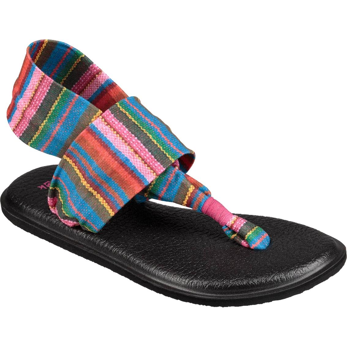 abc5f006c3f9 Sanuk Yoga Sling 2 Prints Sandals