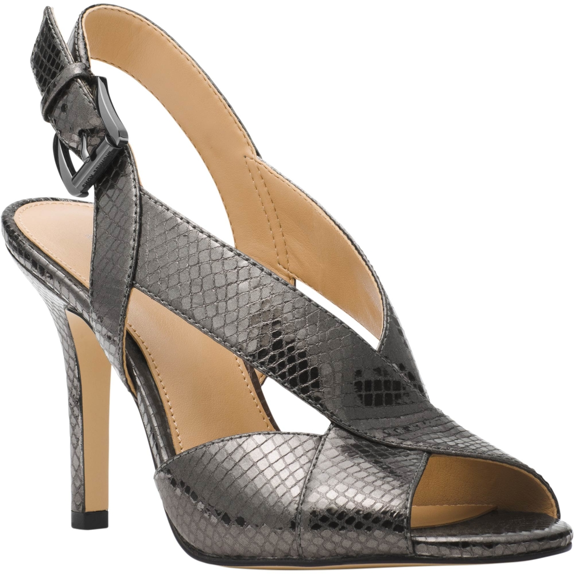 d697e7c7015 Michael Kors Becky Slingback Sandals