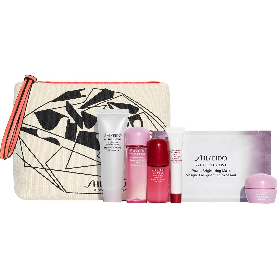 Shiseido White Lucent Skin Care Bonus Gift With Purchase