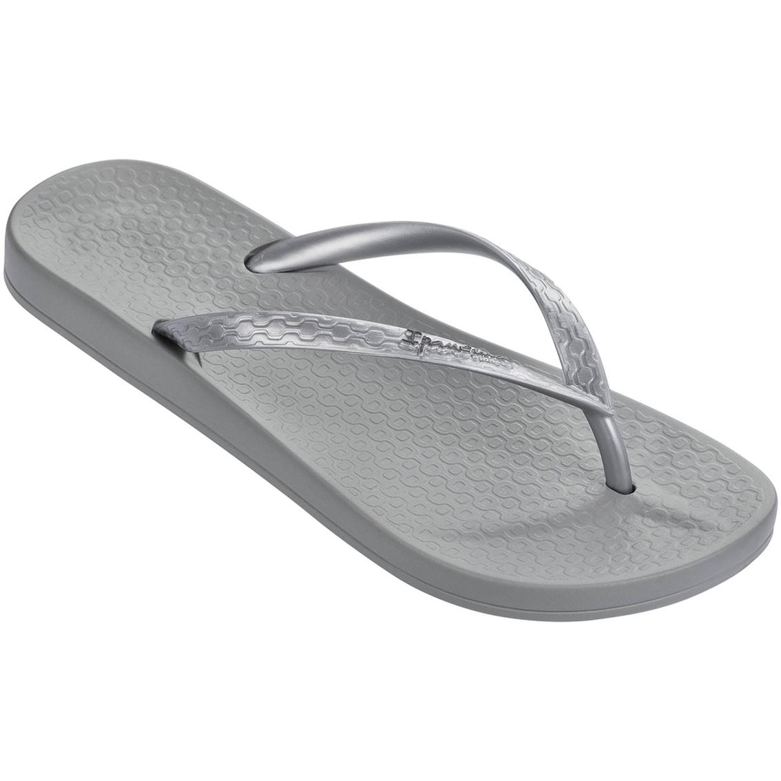 2495132f559 Ipanema Ana Tan Basic Gray Thong Sandals