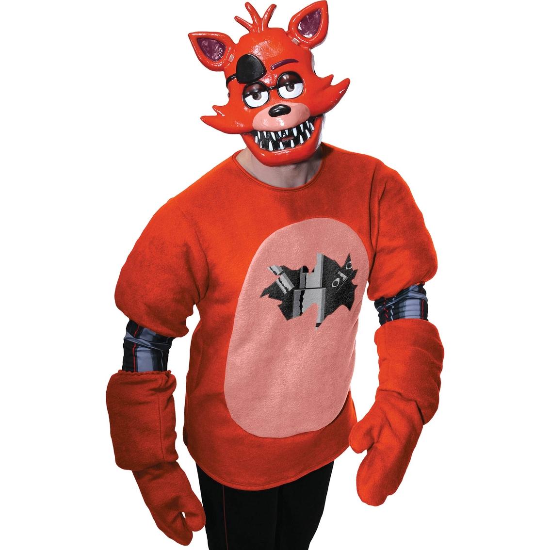 Rubies Costume Fnaf Foxy Adult Mask Masks Apparel Shop The
