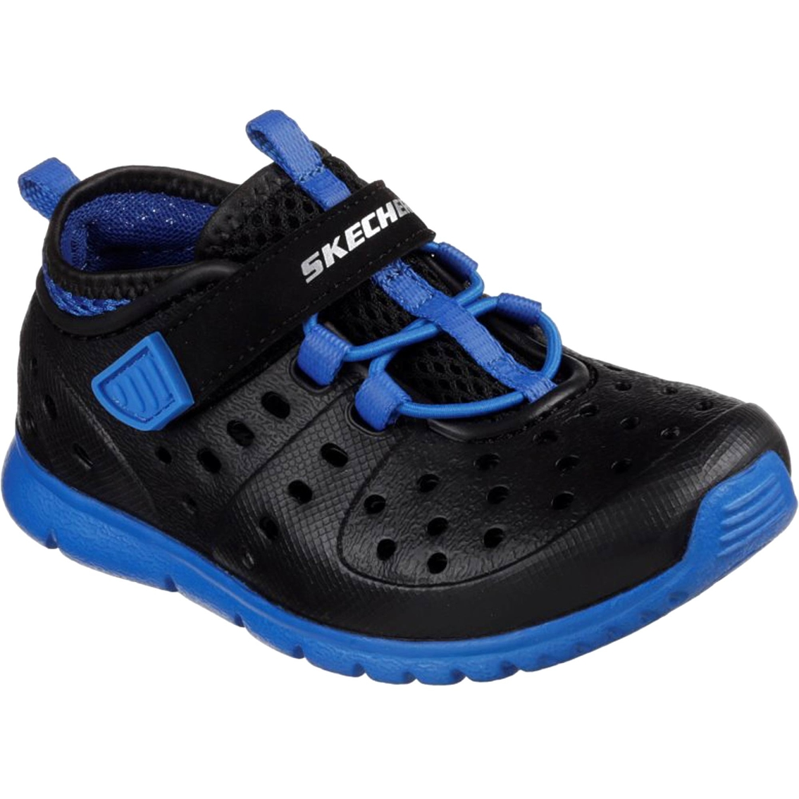 2a76d77fd364 Skechers Boys Hydrozooms Strap Water Sandals
