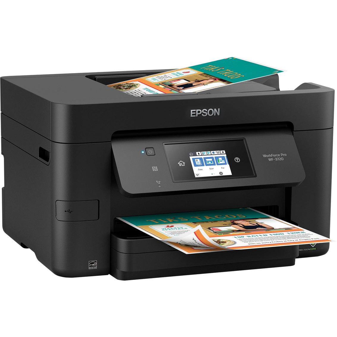 Epson Workforce Pro Wf-3720 All-in-one Printer | All-in-one