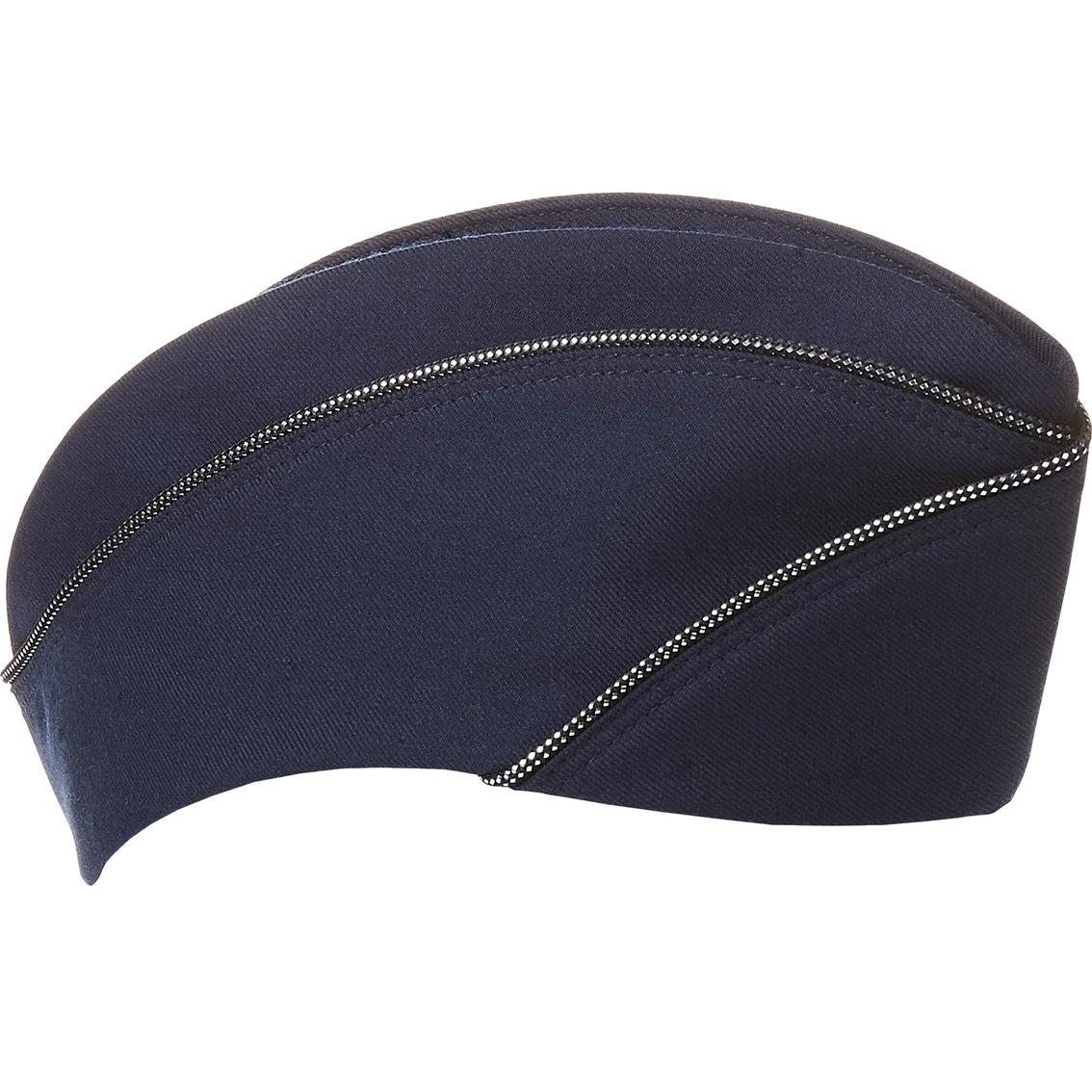 03198318b Air Force Women's Officer Blue Flight Cap | Headgear | Military ...