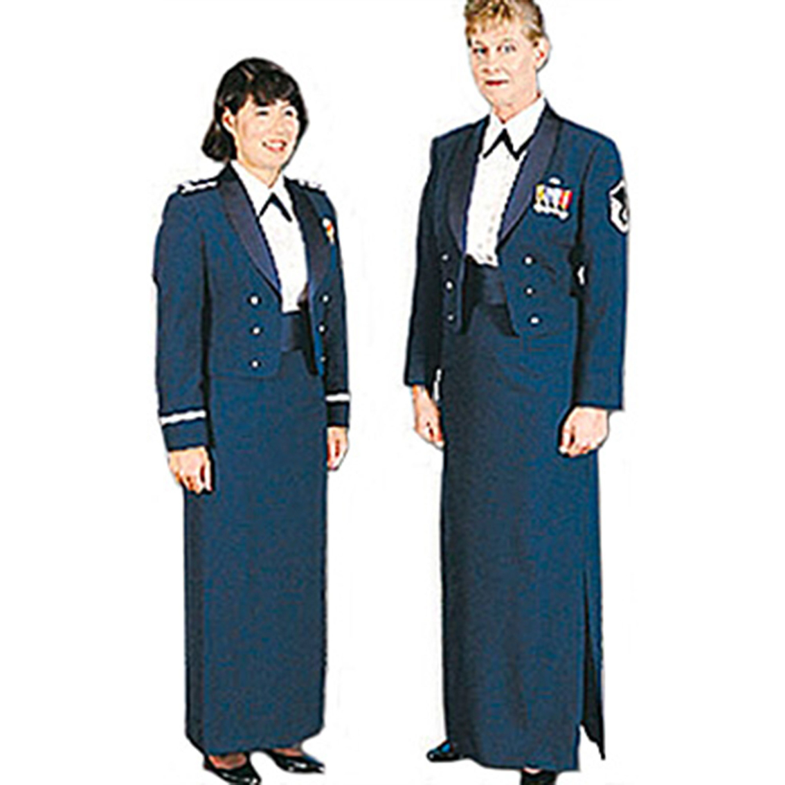 Air Force Female Mess Dress Uniform Jacket  4cb4ea1636