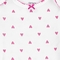 Carter's Infant Girls Hearts Assorted Bodysuit 5 pk. - Image 2 of 2
