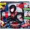 Spider-Man: Into the Spider-Verse Shockstrike Miles Morales Spider-Man Figure - Image 2 of 2