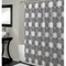 Bath Bliss Hexagon Design Shower Curtain - Image 2 of 2
