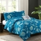 Jaipur Teal 5-piece Quilt Set - Image 1 of 4