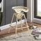 Armen Living Osbourne Adjustable Barstool - Image 4 of 4