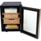 Whynter Elite Touch Control Stainless 1.2 cu. ft. Cigar Cooler Humidor - Image 3 of 4