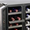 Whynter 32 Bottle Dual Temperature Zone Wine Cooler - Image 3 of 4