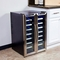 Whynter 32 Bottle Dual Temperature Zone Wine Cooler - Image 4 of 4