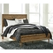 Signature Design by Ashley Broshtan Panel Bed 5 pc. Set - Image 2 of 4