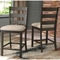 Rokane Counter Table Set with 4 Counter Stools - Image 4 of 4