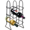 Spectrum Diversified Townhouse Six Bottle Wine Rack - Image 1 of 2