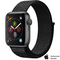 Apple Watch Series 4 GPS Space Gray Aluminum Case with Black Sport Loop - Image 2 of 2