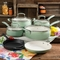 Pioneer Woman Classic Belly Gradient Cookware 10 pc. Set - Image 10 of 10