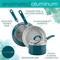 Rachael Ray Deep Skillet Twin Pack - Image 5 of 6