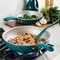 Rachael Ray Deep Skillet Twin Pack - Image 6 of 6