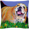 Trademark Fine Art Spring Fever Decorative Throw Pillow - Image 1 of 2