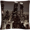 'NYC After Dark' by Ariane Moshayedi 16 x 16 Decorative Throw Pillow - Image 1 of 2