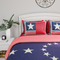 3-Piece Glory Bound Patriotic Americana Flag Print Quilt Set by LHC (Full/Queen) - Image 3 of 6