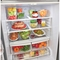 LG 22 cu. ft. French Door Refrigerator - Image 4 of 5