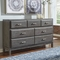 Signature Design by Ashley Caitbrook 7 Drawer Dresser - Image 2 of 4