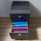 South Shore Interface 2 Drawer Mobile File Cabinet - Image 2 of 7