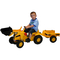 Kettler CAT Kid Tractor with Trailer - Image 2 of 2