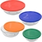 Pyrex Smart Essentials 8 pc. Mixing Bowl Set - Image 1 of 2
